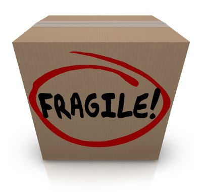 fragile - items